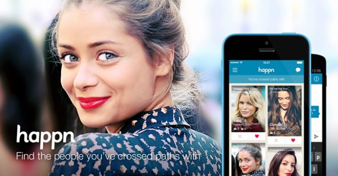 HAPPN APPLICATION MOBILE DE RENCONTRE