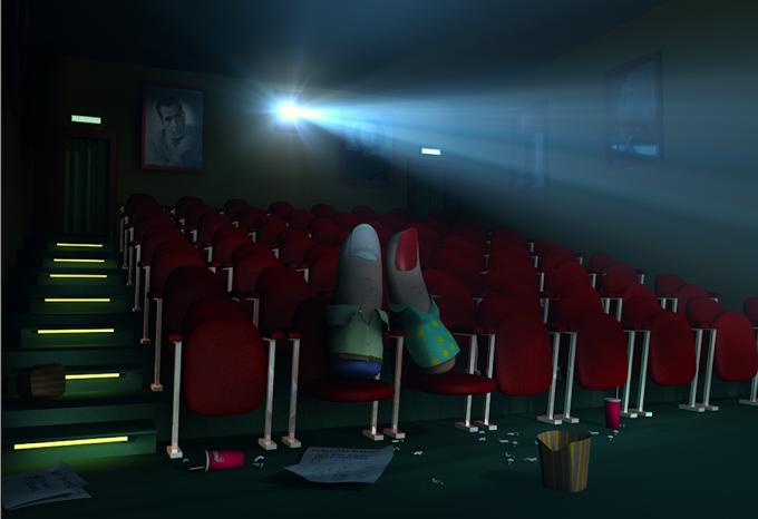 Comment draguer au cinéma