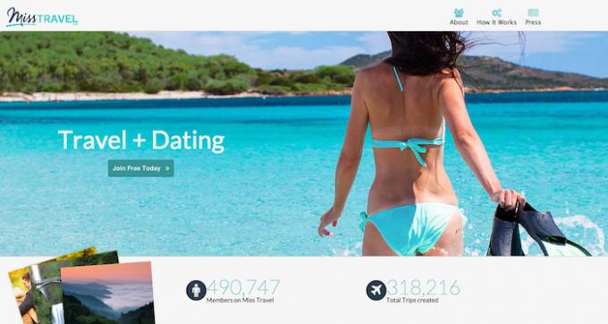 Miss Travel, le site de rencontre qui fait voyager les filles gratuit