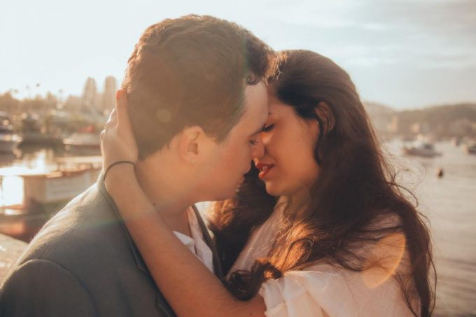 Quand embrasser une fille au bon moment