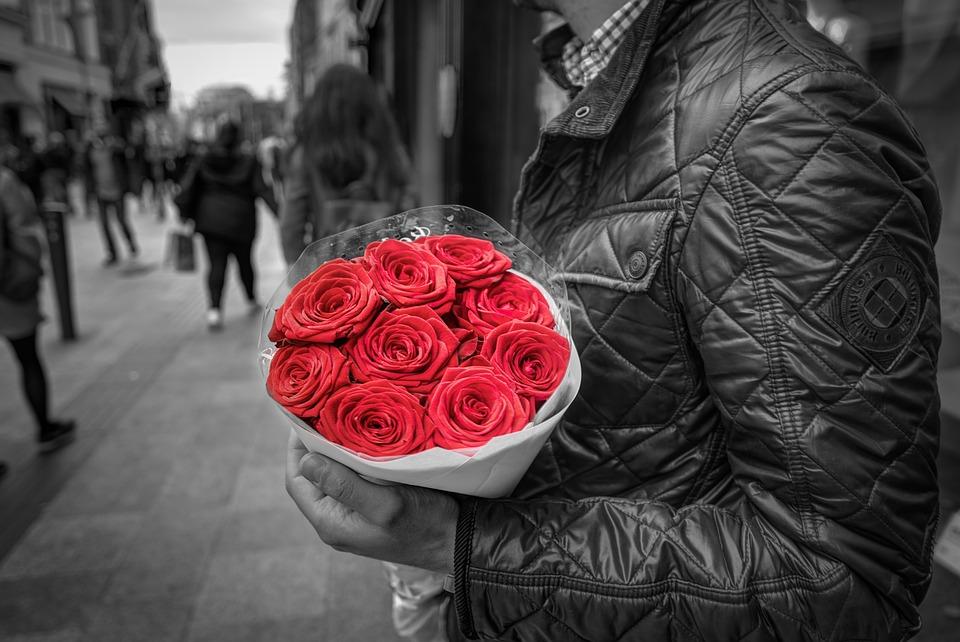 Comment être romantique avec une femme