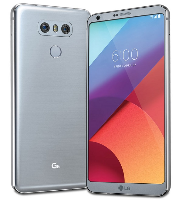 LG G6 PRIX AVIS